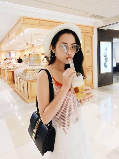Xuân Thảo cũng là một blogger có tiếng trong giới trẻ.