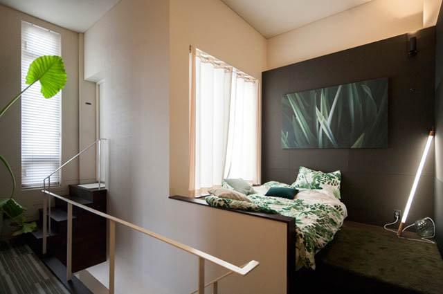 Phòng ngủ của bố mẹ.