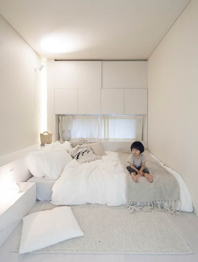 Phòng ngủ của trẻ em.
