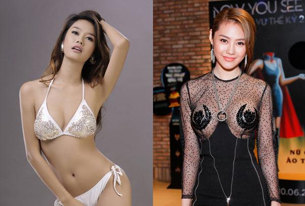 Không thể phủ nhận, Linh Chi nhờ thẩm mỹ chỉnh sửa khuôn mặt mới có được nhan sắc thu hút sự chú ý như hiện tại.