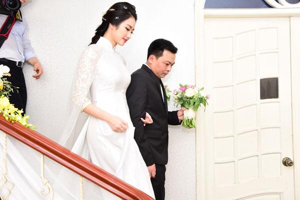 Tiệc cưới chính thức sẽ diễn ra trước dịp Tết Nguyên đán.