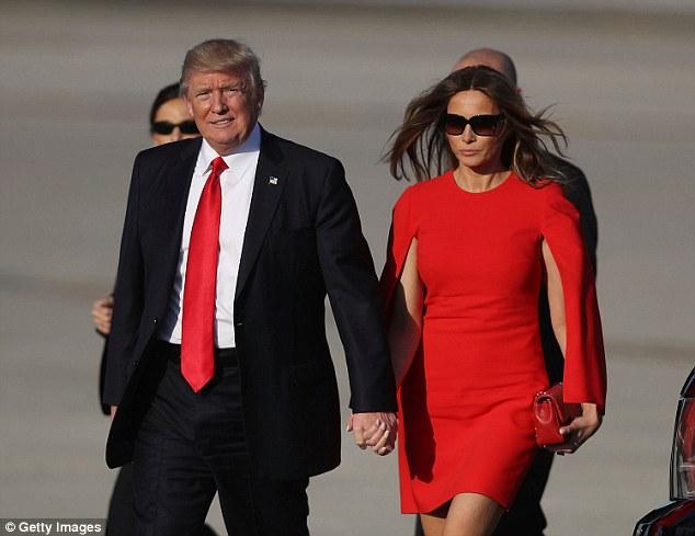 Chuyên gia ngôn ngữ cơ thể cho rằng ông Donald Trump muốn thể hiện mình là một Tổng thống mạnh mẽ.