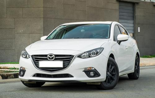 Mazda3 tăng doanh số vượt bậc nhờ chiến lược giá giảm liên tục.