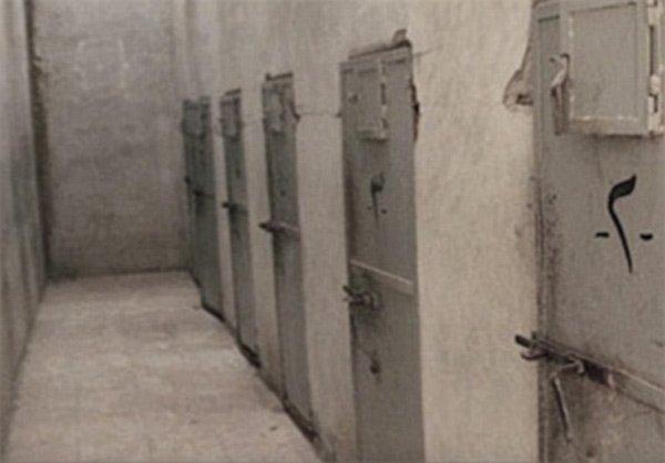 Nhà tù của IS ở Syria. (Ảnh: Daily Mail)