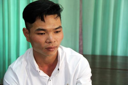Nguyễn Văn Sỹ từng là sinh viên giỏi trước khi dính vào ma túy. Ảnh: Tiến Hùng.