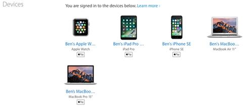 Hãy kiểm tra tất cả các thiết bị đang truy cập bằng tài khoản của bạn