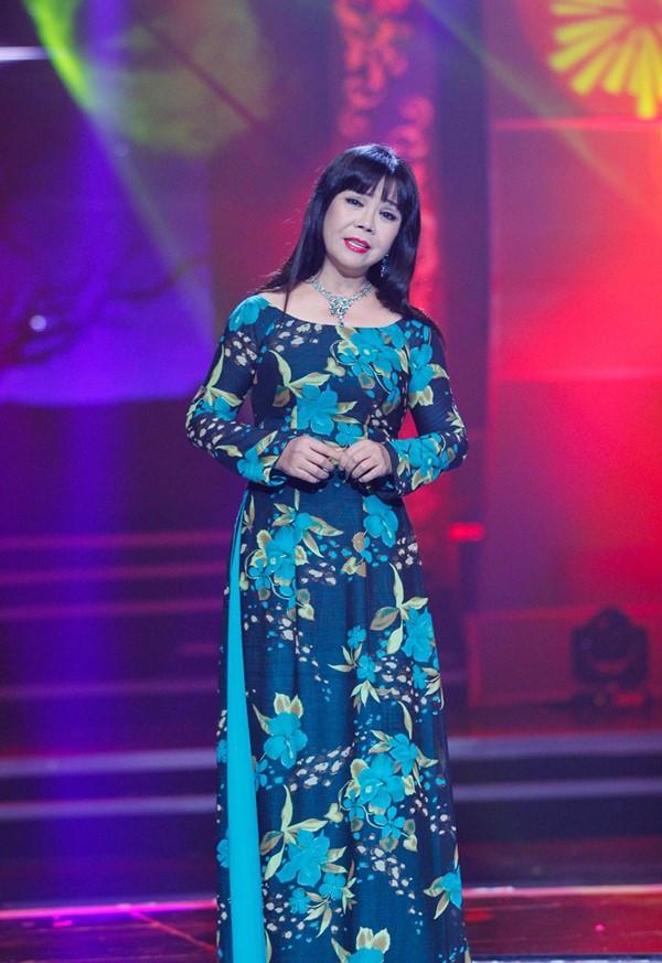 Ca sĩ Ánh Tuyết đã hủy đêm nhạc tưởng nhớ nhạc sĩ Nguyễn Ánh 9.