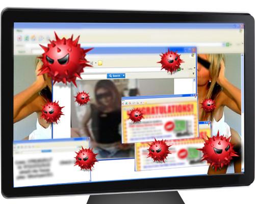 Nguyên nhân nhiễm phải mã độc WannaCry là do người dùng truy cập vào các trang web không lành mạnh.