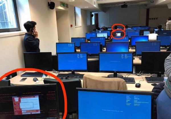 Mã độc WannaCry có thể phát tán qua mạng nội bộ, do vậy đôi khi sự cẩn thận của một người là chưa đủ