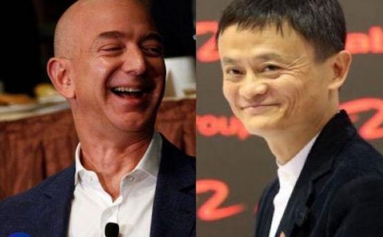 Hai ông chủ sàn TMĐT cạnh tranh nhau