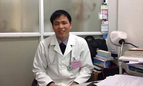 TS. BS Nguyễn Trọng Hưng - Viện Dinh dưỡng Quốc gia