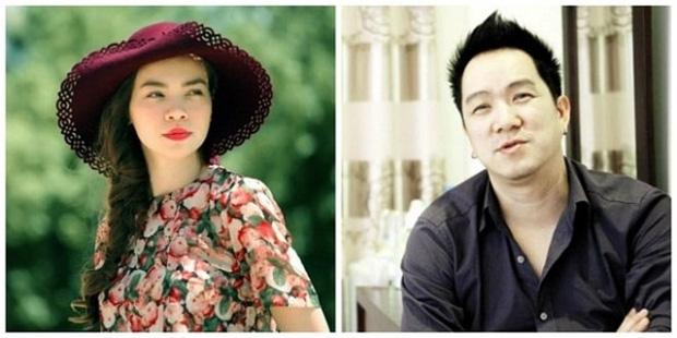 Hà Hồ và Huy MC.