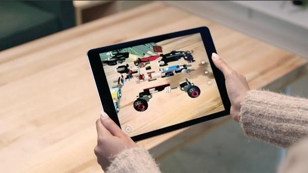 Trách nhiệm lớn của Apple là đưa công nghệ thực tế ảo đến với phần đông người dùng.
