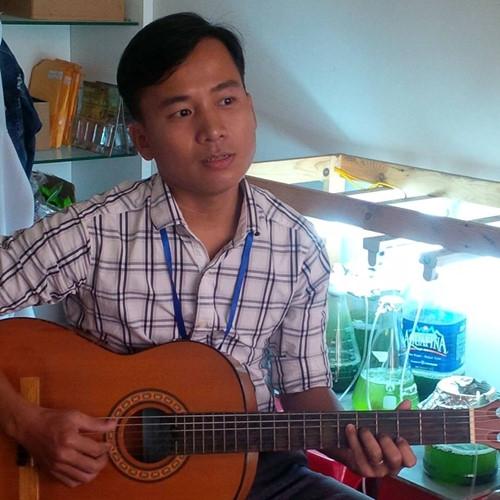 Thạc sĩ Nguyễn Ngọc Ánh. ẢNH: NVCC