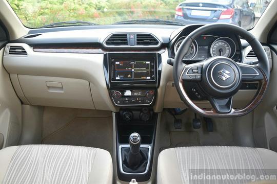 Các tính năng an toàn của Suzuki Swift Sedan 2017 bao gồm hệ thống chống bó cứng phanh ABS, phân bổ lực phanh điện tử EBD, trợ lực phanh BA và 2 túi khí.