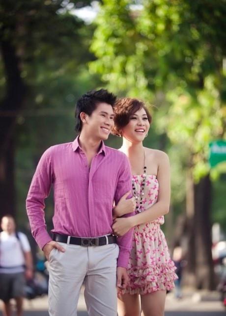 Đàm Thu Trang từng phát hành một album dành riêng cho bạn trainhưng không chia sẻ đích danh nhân vật.
