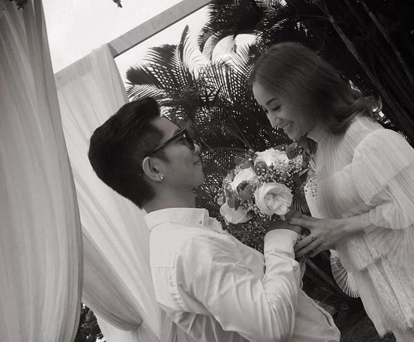 Trải qua nhiều sóng gió trong tình yêu nên Khánh Thi - Phan Hiển luôn trân trọng những gì có trong hiện tại.