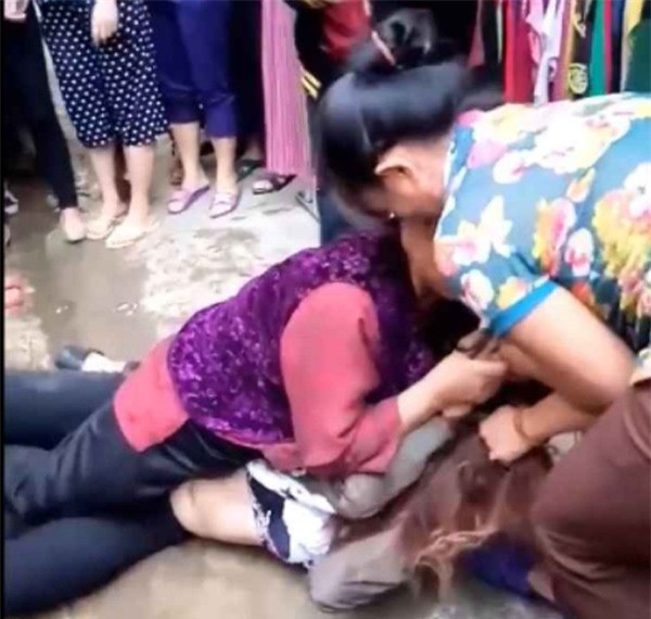Sự việc được xác định xảy ra tại thị trấn Tân Yên vào chiều ngày 2/11.