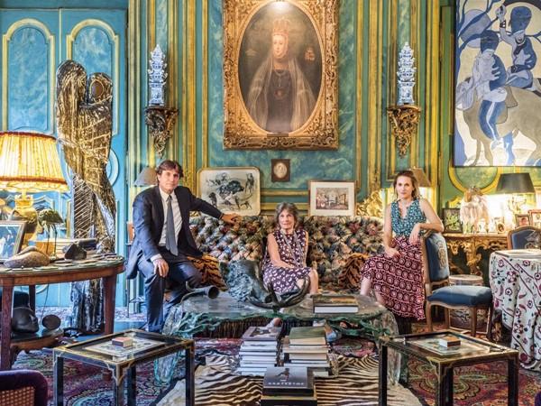 Các thành viên trong gia đình quý tộc d'Ornano