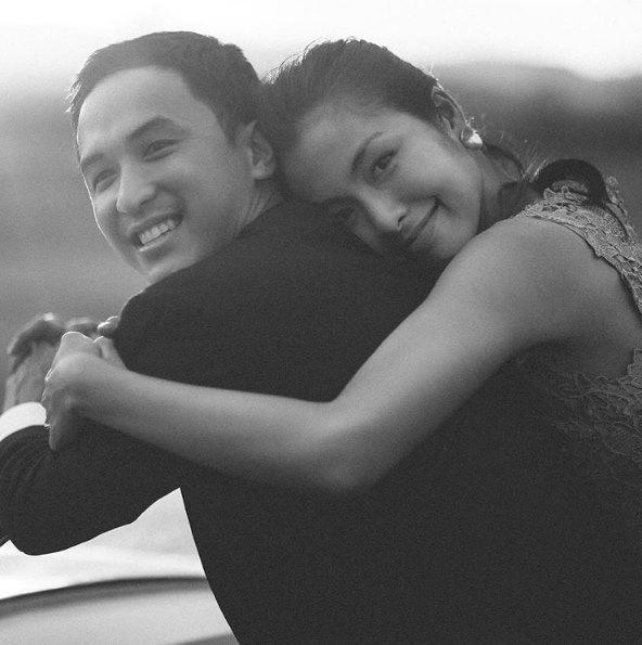 Hiện tại, ngọc nữ của màn ảnh Việt đang hạnh phúc bên ông xã Louis Nguyễn.