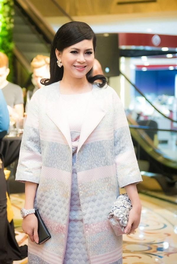 Nữ diễn viên Thảo Tiên đã từng là tiếp viên hàng không và sau đó là doanh nhân.