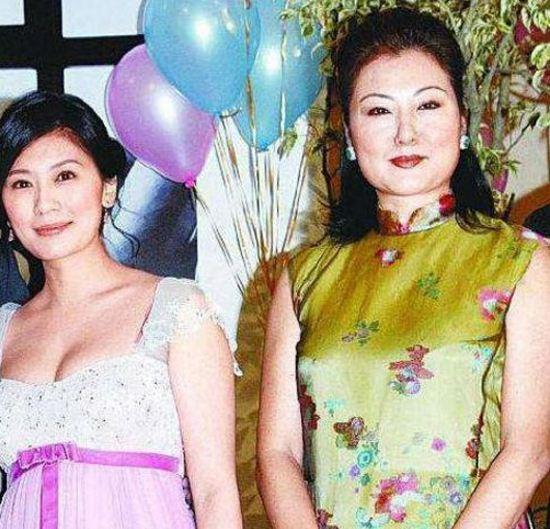 Gỉa Tịnh Văn cũng không mấy thoải mái với mẹ chồng.