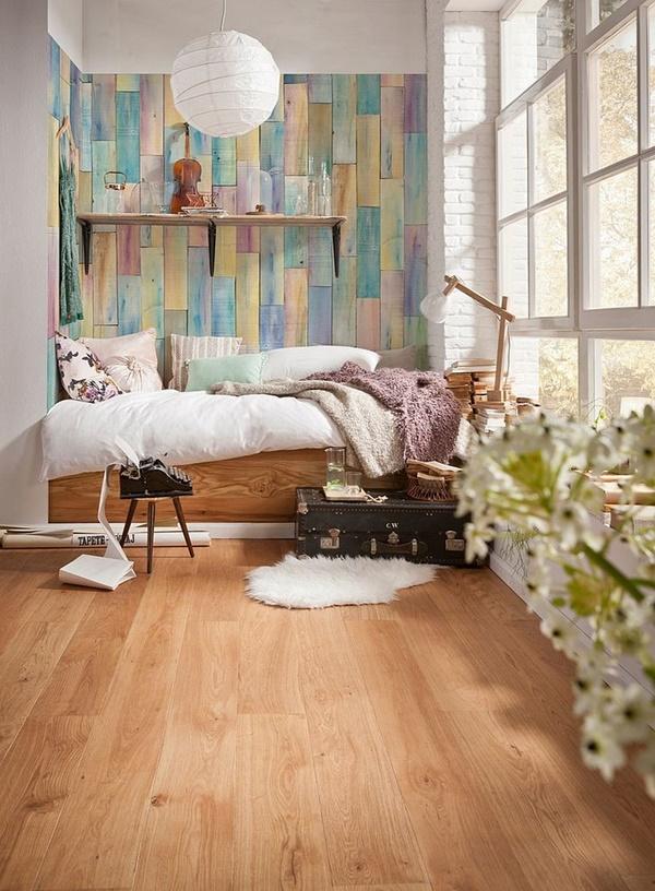 Trang trí nội thất phong cách Shabby chic đem lại cảm giác thanh lịch, trang nhã mà rất tự nhiên và thân thiện.