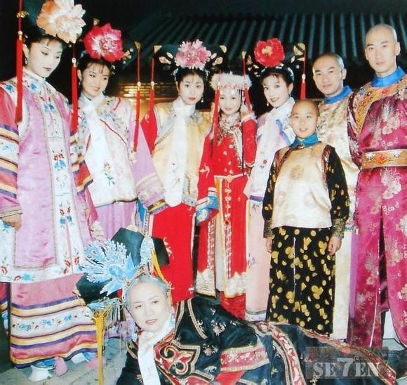 Dàn diễn viên trong phim Hoàng Châu Công Chúa.