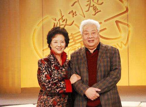 Nghệ sĩ Chu Long Quảng có cuộc hôn nhân viên mãn