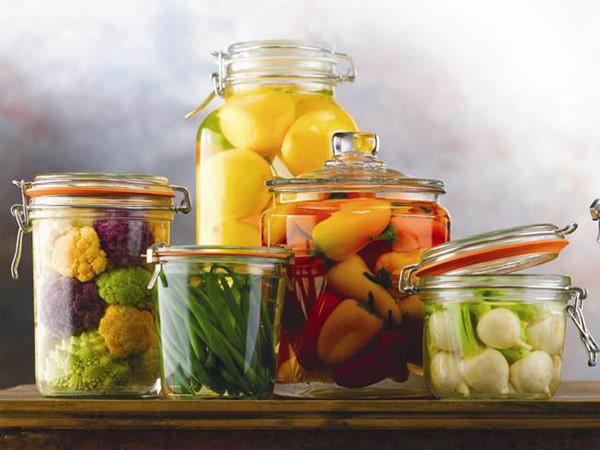 <br />Quá trình lên men làm tăng hàm lượng tyramine trong thực phẩm.<br />