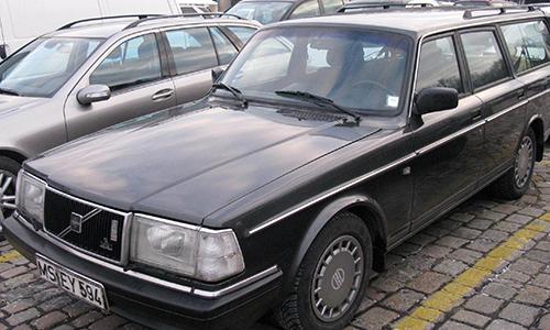Chiếc xe mà tỷ phú Ingvar Kamparad lái chỉ có giá vài nghìn USD.