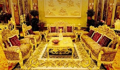 Khách sạn này được xây dựng dựa trên mong ước từ lâu của ông Lam Sai-Wing