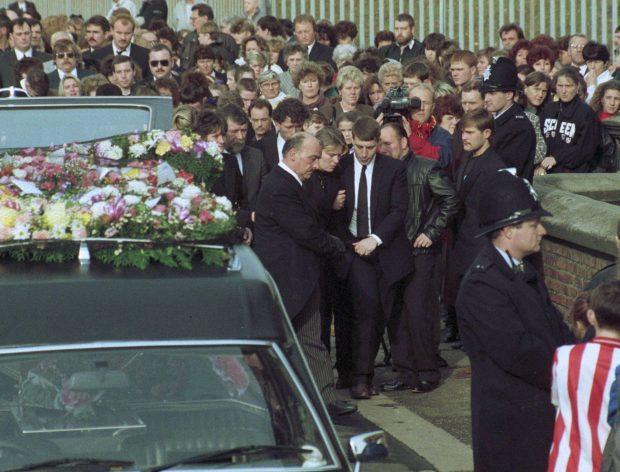 Đám tang của Nikki nhận được đông đảo sự quan tâm của dư luận (Ảnh: Internet)