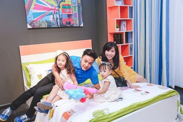 """Theo chị Anh Đào, vợ diễn viên Hồng Đăng, bữa cơm ngon và đầm ấm chính là yếu tố """"níu chân"""" người đàn ông trong gia đình."""