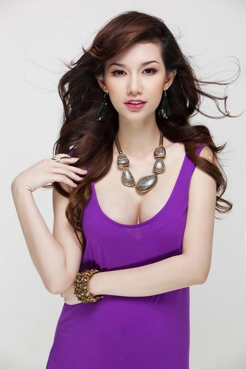 Khuôn mặt hoàn hảo của Quỳnh Chi trước đây khiến ai cũng mơ ước.