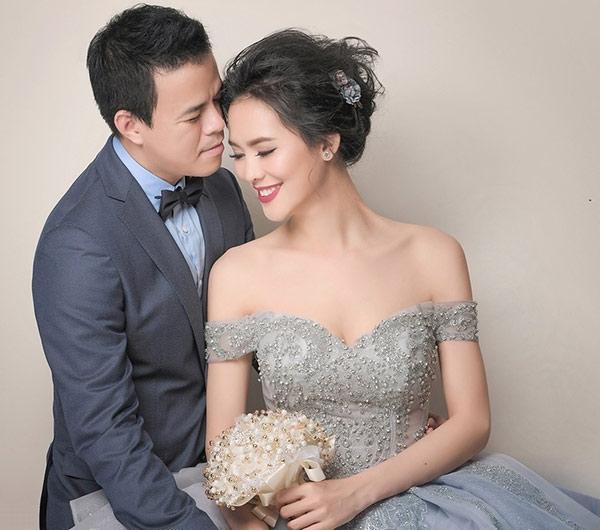 Lần đầu gặp ông xã Sang Lê đã khẳng định Em chắc chắn sẽ là vợ của anh.