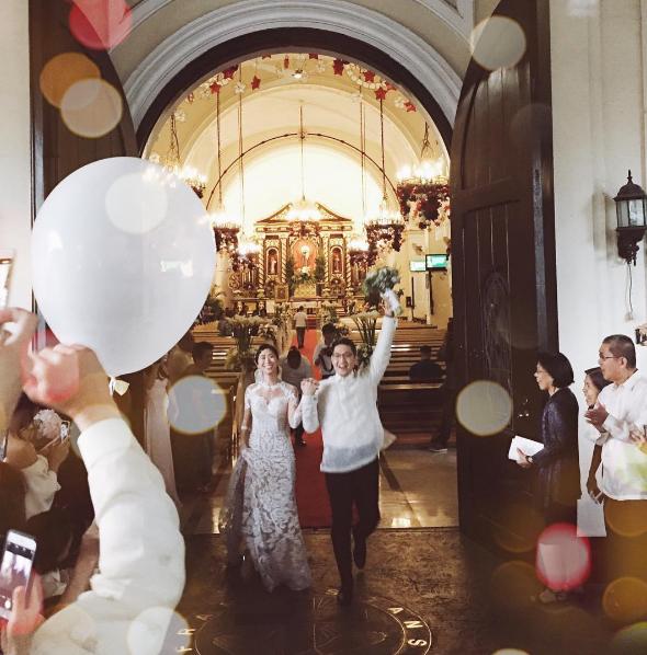 Đám cưới sang chảnh của Stephanie là niềm ao ước của biết bao cô gái trẻ.