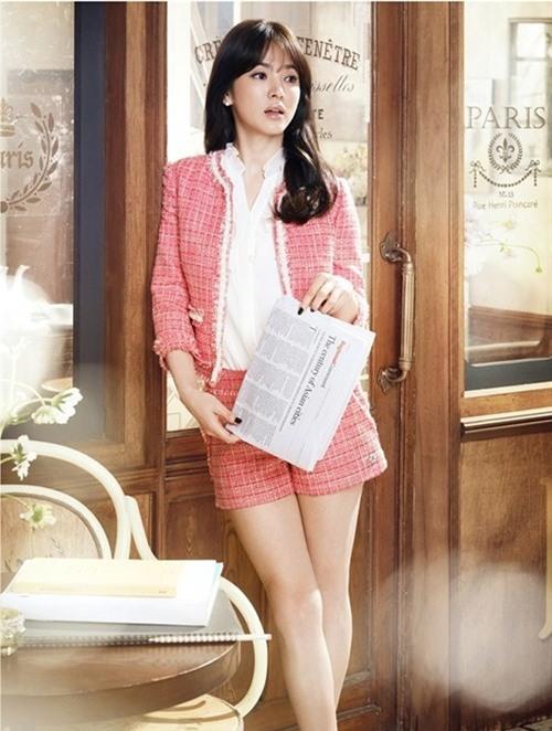 Bí quyết giữ dáng để luôn trẻ đẹp như gái đôi mươi của nữ thần hàng đầu châu Á Song Hye Kyo - Ảnh 5.
