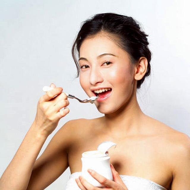 Sữa chua là món tốt nhất để ăn ngay sau khi quan hệ. (Ảnh minh họa)