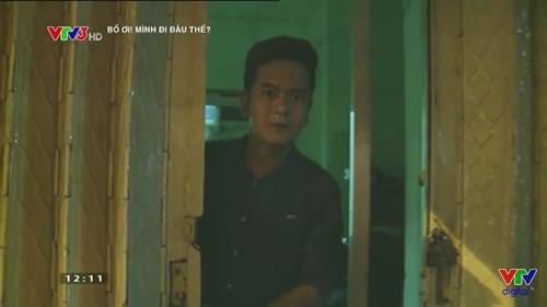 Nam diễn viên sống cùng bố mẹ trong một căn nhà thuê giản dị ở TPHCM.
