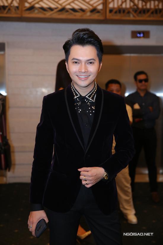 Ca sĩ Nam Cường cũng là người bạn thân nhiều năm qua của Lê Phương.