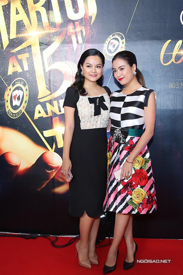 Hoàng Thuỳ Linh từng đóng phim Thần tượng do Quang Huy làm đạo diễn.