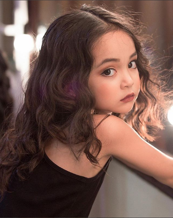 Theo chia sẻ từ mẹ Chu Diệp Anh, cô bé bắt đầu yêu thích việc diễn thời trang khi chưa đầy 4 tuổi. Sau 3 buổi học tại một trung tâm đào tạo mẫu nhí, cô bé được tuyển chọn tham gia chiến dịch quảng cáo của một nhãn hiệu thời trang lớn. Từ đó, Chu Diệp Anh liên tục được mời làm mẫu ảnh, trình diễn thời trang và đóng quảng cáo.