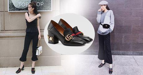 Cùng so sánh gu thời trang của Hoa hậu Kỳ Duyên và Đỗ Mỹ Linh khi diện cùng một đôi giày hiệu