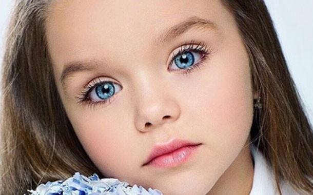 Cùng chiêm ngưỡng thêm một số hình ảnh về cô bé xinh đẹp này.
