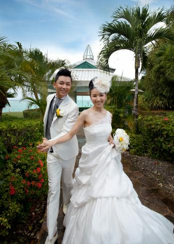 Đám cưới như mơ của cặp đôi Phan Việt Minh – Đổng Khiết.