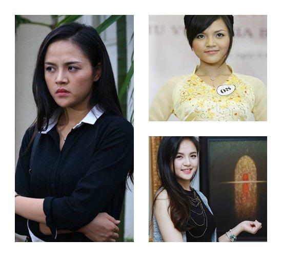Thu Quỳnh từng lọt top 10 Hoa hậu Việt Nam 2008.