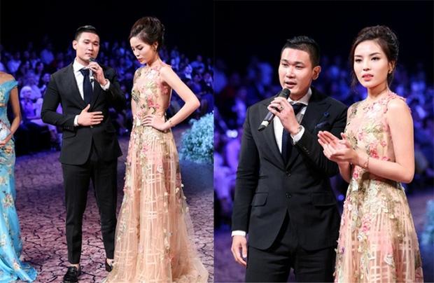 Tạ Công Sơn từng gây xôn xao khi sẵn sàng chi 7.000 USD để đấu giá từ thiện chiếc váy của Kỳ Duyên.
