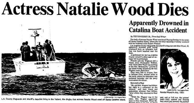 Hollywood từng chấn động vì thông tin Natalie qua đời.