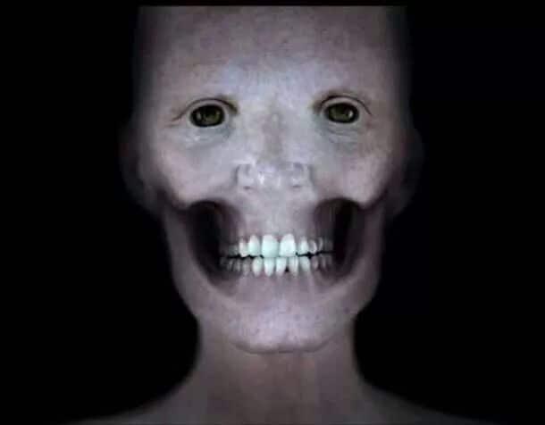 Nếu không có da và cơ bắp, khuôn mặt con người trong sẽ trông khủng khiếp như thế này đây!